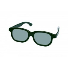 3D bril circulair polariserend