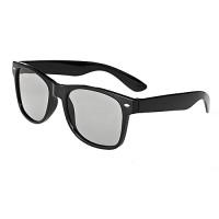 Circulair polariserende 3Dbril met geharde glazen